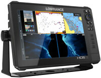 LOWRANCE HDS 12 LIVE XD AI 3 IN 1