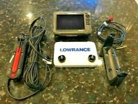 Lowrance HDS 7 GEN 3 GPS / Fishfinder with Insight Charts - Complete Setup