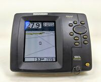 Humminbird 587ci FishFinder/GPS Combo Head Unit Internal GPS