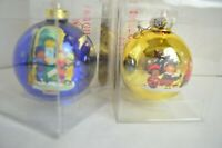 9 Vintage Campbell's Soup Kids Christmas Ornaments 2010's Collector Edition
