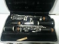 Vintage Normandy Reso-Tone Clarinet with Case