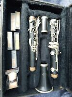 ARTLEY PRELUDE CLARINET NO MOUTH PIECE - 18 S - MADE IN THE U.S.A.
