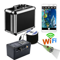 720P Wifi Wireless Underwater Fishing Camera Video Recording 20M 30M 50M Cable