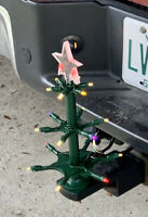 VEHICLE HITCH CHRISTMAS TREE NEW WITH LED LIGHTS!!!