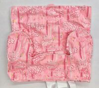 NEW Pottery Barn KIDS Lilly Pulitzer Neckin Flamingo Anywhere Chair Slipcover