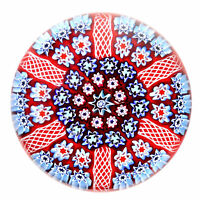 Peter. McDougall Red G31 Millefiori Canes & Radials