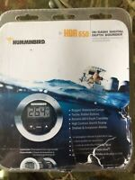 boat hummingbird fishing depth finder