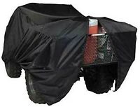 Dowco Guardain EZ-Zip ATV Cover XX-Large Black 26026-00