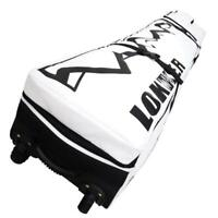 LOKKER TRIPLE SKI BAG with rollers Holds 3 sets of skis and boots amp; Luggage