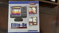 Lowrance Elite 5X Color Fishfinder - New in Box