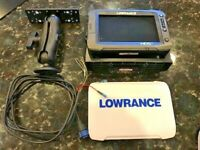 Lowrance HDS7 Gen 2 Touch - Fishfinder / GPS / Charts