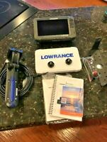 Lowrance HDS 9 Carbon GPS / Fishfinder with Insight Charts