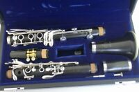 USED Buffet Crampon / Clarinet RC SP Silver Plated Free shipping