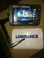 Lowrance HDS 7 Gen 2 Touch Fishsfinder / GPS (Free Shipping)