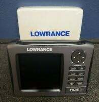Lowrance HDS 5 Nautical Insight Fishfinder missing harness