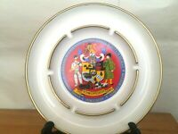 ASHTRAY  ADVERTISING   ''SCHWEPPES  TONIC  MIXER''   COAT-OF-ARMS