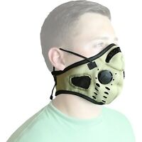 ATV-TEK - EDMTAN - Neoprene Dust Mask Size: One Size Fits Most