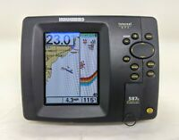 Humminbird 587ci FishFinder/GPS Combo Head Unit Internal GPS (0 Hours)