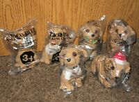 Taco Bell Talking Dog Chihuahua Lot of 6 New in Packages