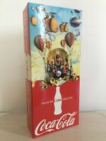Rare Coca-Cola bottle set from Singapore for Coke Side of Life