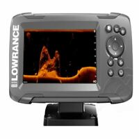Lowrance HOOK2-5x Fishfinder/GPS with SplitShot Transducer (no Map)