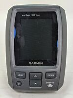 Garmin Echo 301DV Fish Finder Head Unit - DownView-