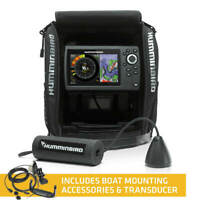 Humminbird 411190-1 ICE HELIX 5 CHIRP GPS G2 All Season