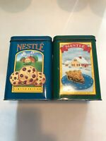 Lot of 2 Nestle Toll House Limited Edition Collector Tins 6