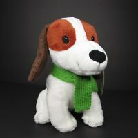 Starbucks 2011 Christmas Dog Green Scarf 7
