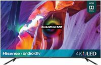 Hisense H8G 55quot; Quantum Series 4K HDR ULED Android Smart TV 2020 Model *55H8G $499.60