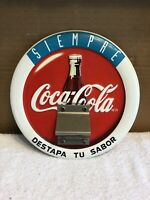 Vintage Coca-Cola Wall Hanging Bottle Opener