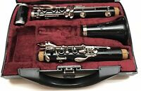 Buffet Bb Clarinet Early Student Model Plastic B12 ~ W. Germany ~ Needs New Pads
