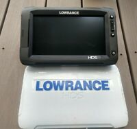Lowrance HDS-9 Gen2 Touch - Parts Only. Non-Working.