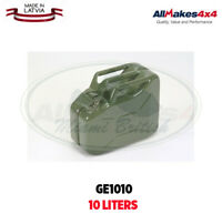 LAND ROVER JERRY CAN 10 LITERS RANGE DISCOVERY LR2 LR3 GE1010 AM4x4