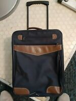 Compass Suitcase on Wheels with Extended Handle