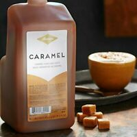 Fontana By Starbucks Caramel Sauce 63 Fl Oz. Syrup With Pump 07 2020 Best By