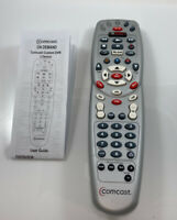 COMCAST Motorola Legacy 3 Device Universal Remote Manual Codes FREE SHIPPING $6.99