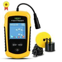 Portable Sonar Fish Finder Up to 100M Fishing lure Echo Sounder Fishing Finder
