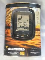 Hummingbird piranha 160 fish finder