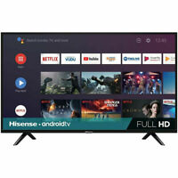 Hisense 40H5580F 40quot; Full HD LED Android Smart TV Built In Google Assistant $249.90