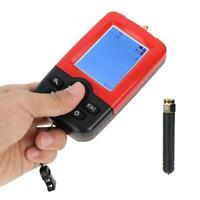 Fish Finder Portable Wireless Fishfinder With 2.8 Inch TFT Color LCD Screen