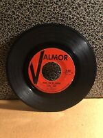 "CATHY JEAN 45RPM 7"" Single Valmor Records ""Please Love Me Forever"" J119"