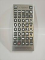 Jumbo Universal Remote Control Large Buttons $12.98