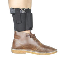 Concealed Carry Ankle Holster for LCP 380 Sig P238 Ruger LCP Kahr CM9 Glock 43