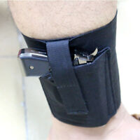 Tactical Ankle Holster Concealed Carry for Small Pistol Ankle Leg Gun Holster US