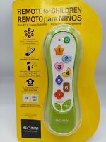 Sony Universal TV Remote Control For Children RM KZ1 New Television Cable $7.99