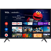 TCL 32S330 32quot; HD Wall Mountable LED Android Smart TV $179.99