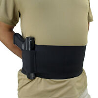 Elastic Belly Band Holster Concealed Carry for Beretta Nano Tomcat Kel Tec P32