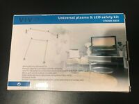 VIVO universal plasma and LCD safety kit stand sk01 NEW Fast Shipping $9.95
