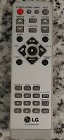 LG Remote 6710CMAQ05B TESTED and Sanitized $14.99